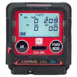 Monitor Personal Multigas GX-3R