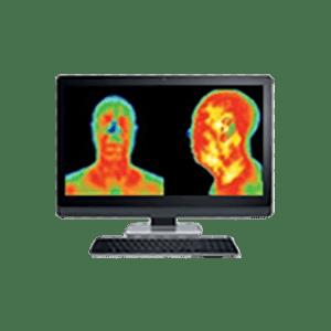 monitoreo de temperatura corporal