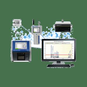 Sistema de monitoreo de calidad de aire