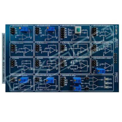 Kit Didáctico de Electrónica Analógica - Digital XG203 Exsto (3)