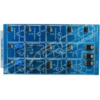 Kit Didáctico de Electrónica Analógica - Digital con sensores XG204 Exsto (2)