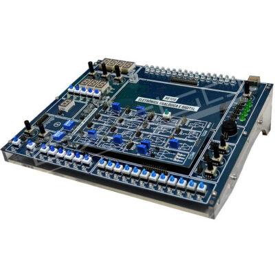 Kit Didáctico de Electrónica Analógica - Digital con sensores XG204 Exsto