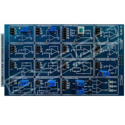 Kit Didáctico de Electrónica Analógica XG201 Exsto (3)
