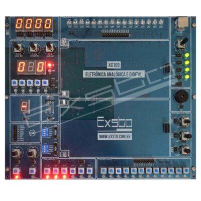 Kit Didáctico de Electrónica Digital XG202 Exsto (2)
