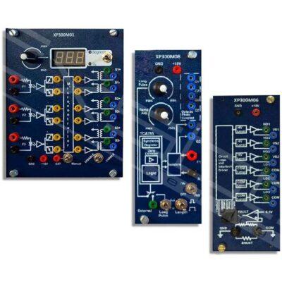 Kit Didáctico de Electrónica de Potencia Completo XP302 Exsto (2)