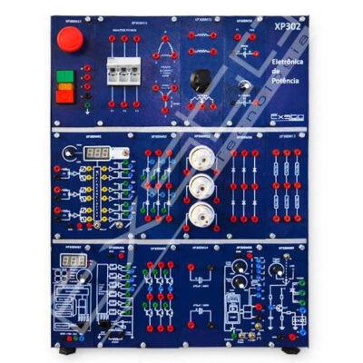 Kit Didáctico de Electrónica de Potencia Completo XP302 Exsto (3)