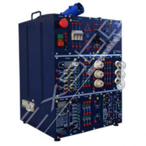 Kit Didáctico de Electrónica de Potencia Completo XP302 Exsto