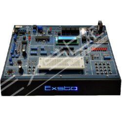 Kit Didáctico de Microcontrolador XM118 Exsto