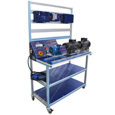 Kit Didáctico en máquinas eléctricas rotativas XE802 Exsto (2)
