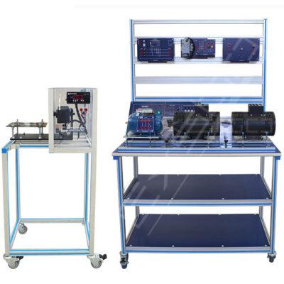 Kit Didáctico en máquinas eléctricas rotativas XE802 Exsto