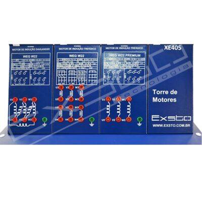 Kit Didáctico para torres de motores con Autotransformador XE405 Exsto (3)