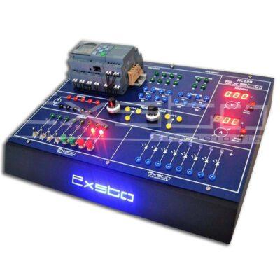 Kit de enseñanza de relé programable XC139 Exsto (2)