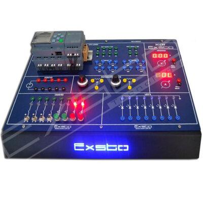 Kit de enseñanza de relé programable XC139 Exsto