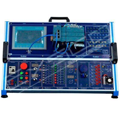 Kit didáctico Siemens PLC S71200 + Profibus DP XC152 Exsto