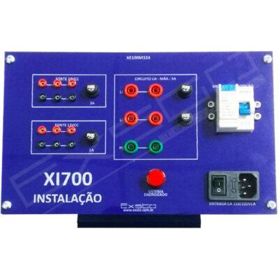 Kit didáctico en instalaciones residenciales XI701 Exsto (3)