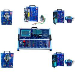 Kit didáctico en redes PROFINET y PROFIBUS con PLC S71200 XC713 Exsto (3)