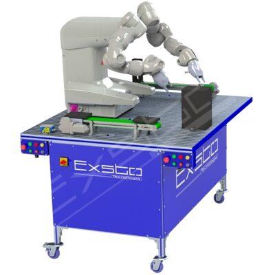 Kit didáctico para entrenamiento en robótica con IRB14000 XC503 Exsto (2)