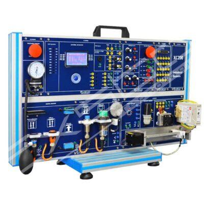 Kit didáctico sobre sensores industriales XC201 Exsto (2)