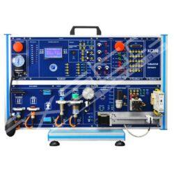 Kit didáctico sobre sensores industriales XC201 Exsto