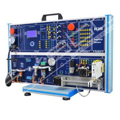 Kit didáctico sobre sensores industriales XC201 Exsto (3)
